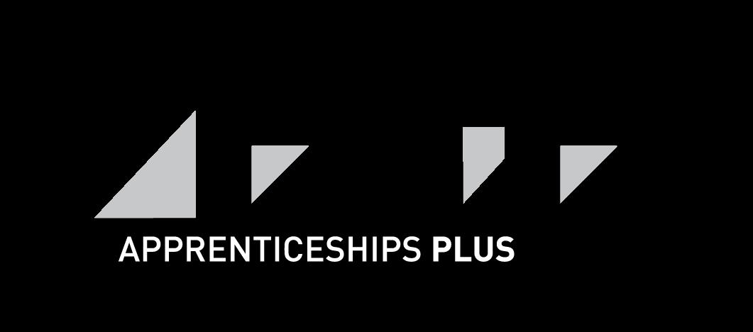 AGA Apprenticeships Plus Logo